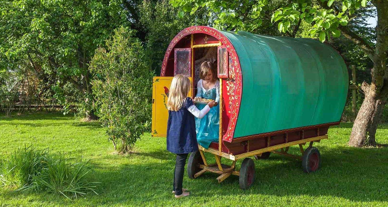 Gypsy Van - Ploughmans Cottage