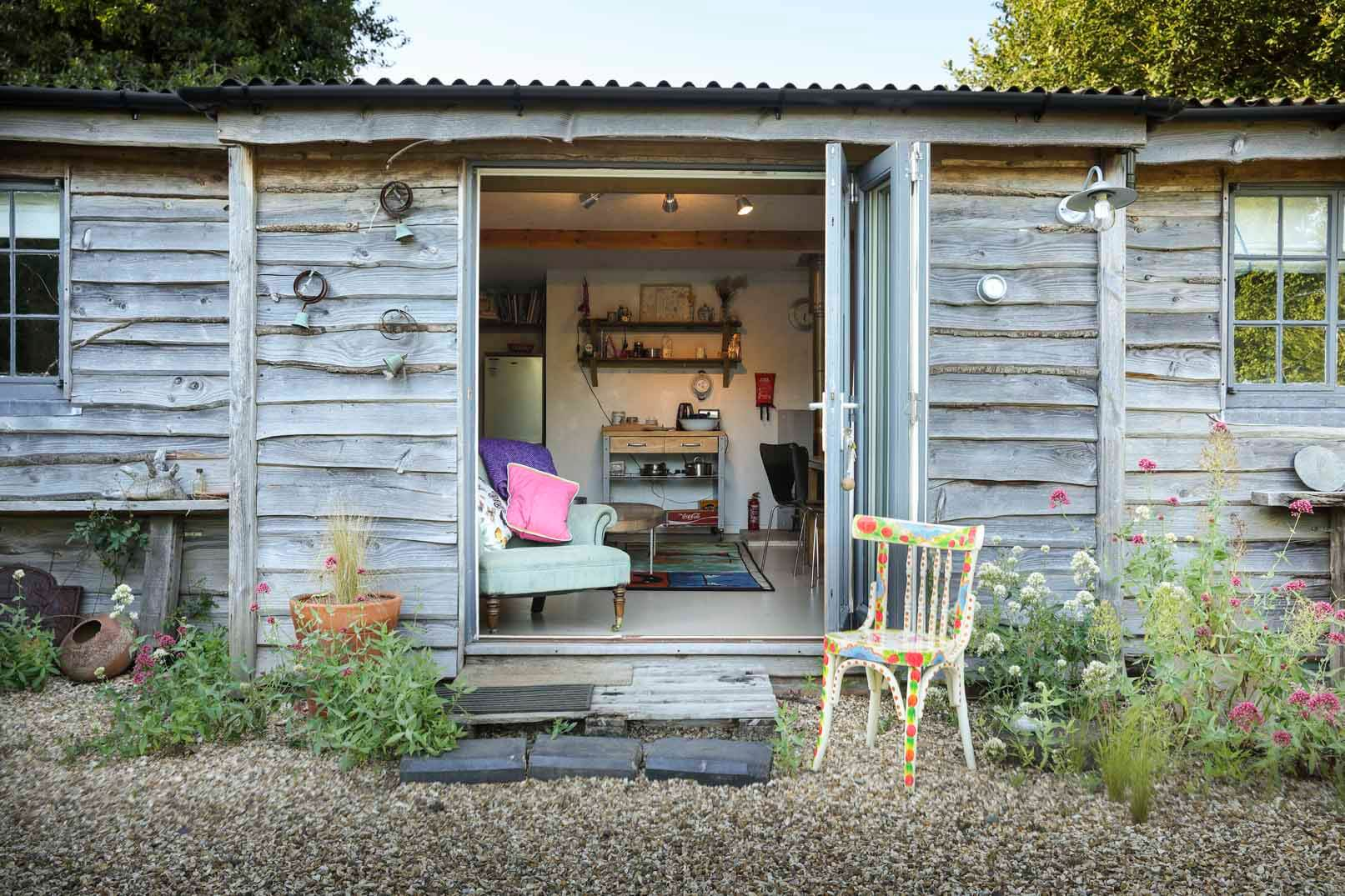 Ploughmans Cottage and Pig Shed | New Forest Escapes