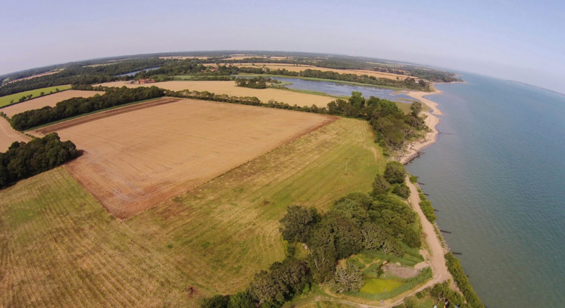 New Forest Escapes offers holiday homes by the sea