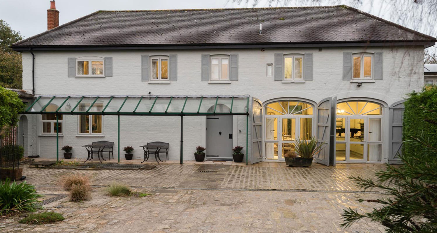 The Coach House Magnolia Cottage Bransgore New Forest Escapes