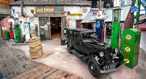 Beaulieu & The Motor Museum