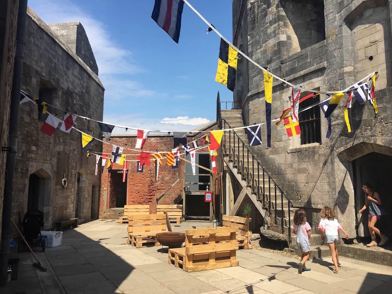 Hurst Castle Fort