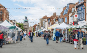 Lymington Saturday Markets