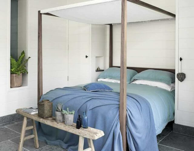 Hidden Spa Bedroom
