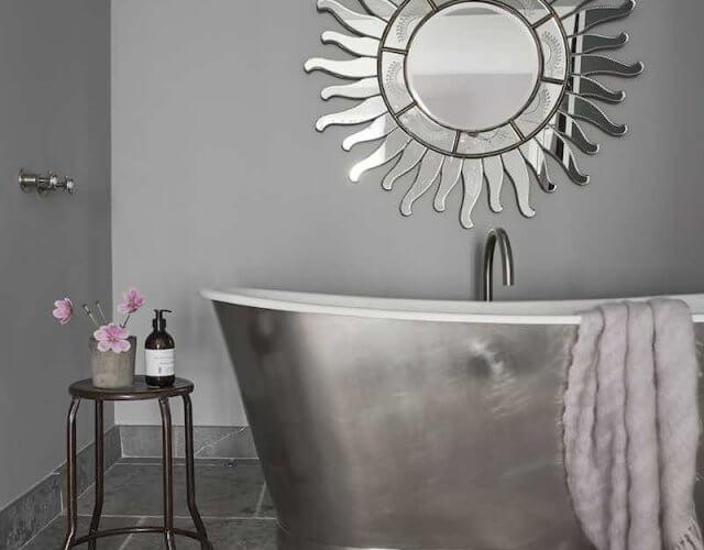 Bath at The Hidden Spa