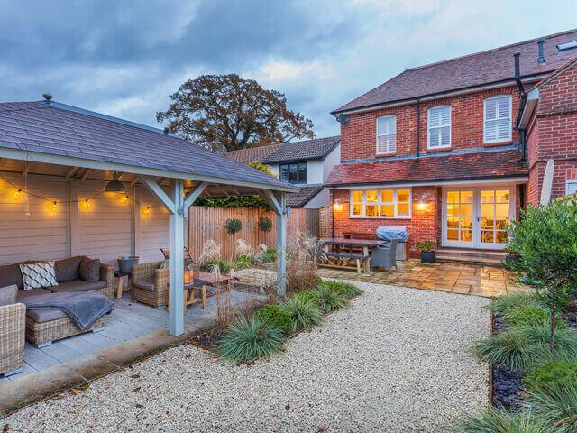 Brockwell - Garden and Exterior